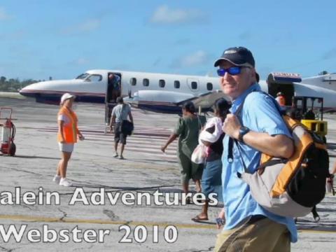 Kwajalein Adventures 2009-10