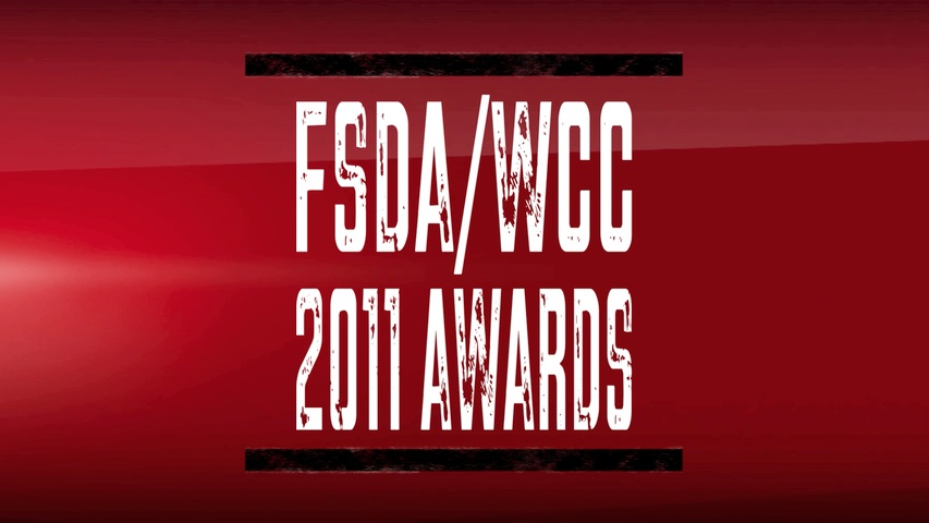 Webster - FSDA/WCC 2011 Awards Trailer Video