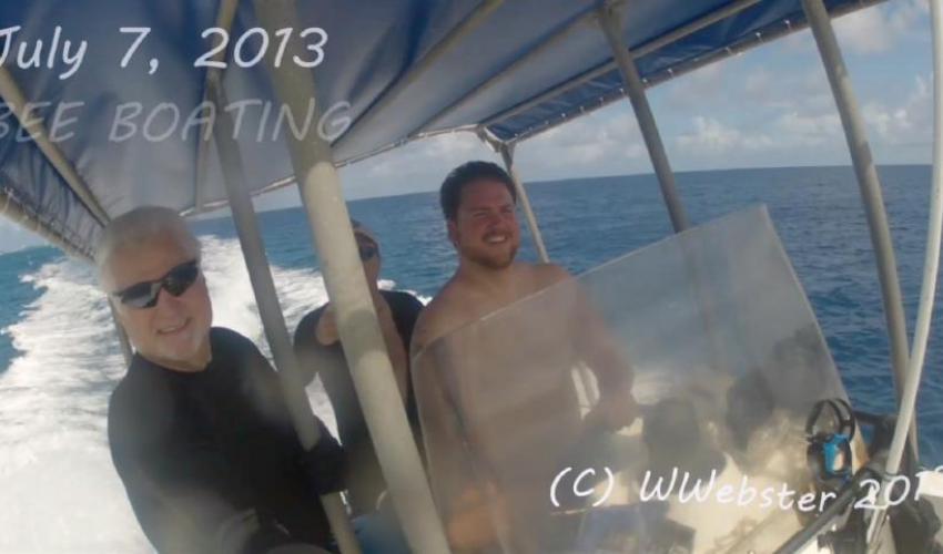B Boat Adventure