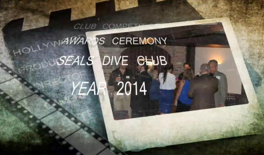 Seals Year 2014 Club Competition Awards